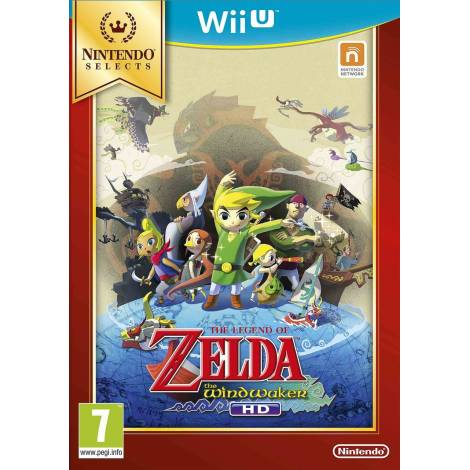 The Legend Of Zelda: Wind Waker - Selects (Wii U)