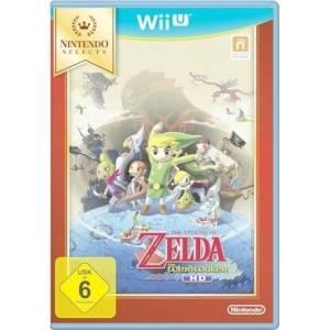 The Legend Of Zelda: Wind Waker - Selects (Wii U)