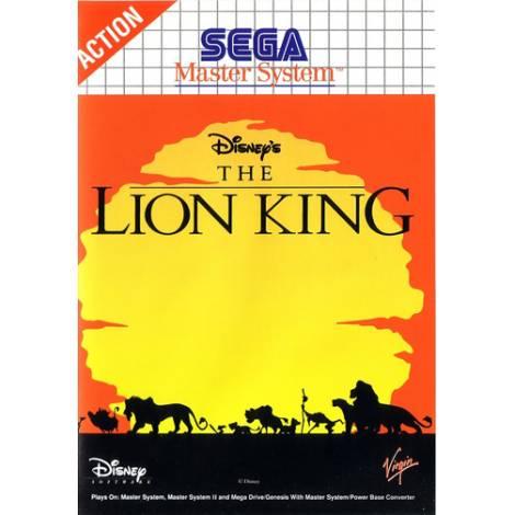The Lion King (SEGA MASTER SYSTEM)