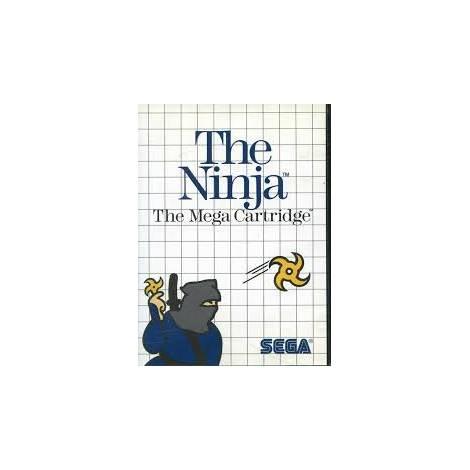 The Ninja - The Mega Cartridge (SEGA MASTER SYSTEM)