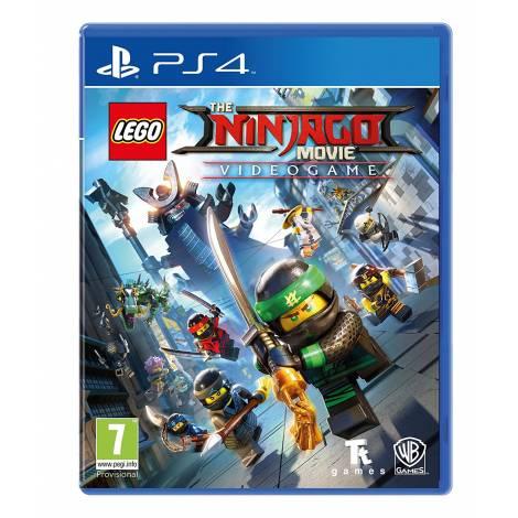 Lego Ninjago - The Movie: Videogame (PS4)
