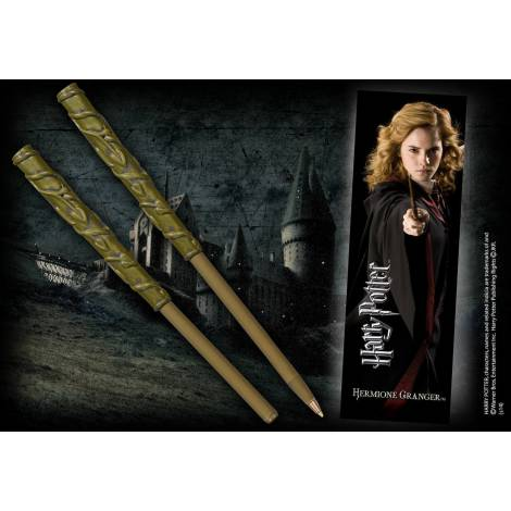 The Noble Collection Harry Potter Στυλό Σελιδοδείκτης Ραβδί Hermione  (NN8634)