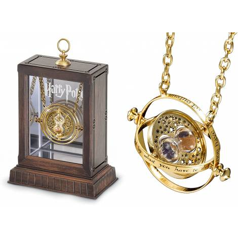 The Noble Collection Hermione Time Turner - 24K plated (NN7017)