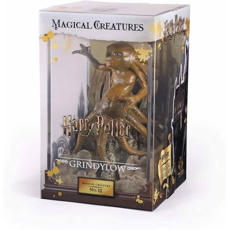 The Noble Collection Magical Creature #18 - Grindylow (NN7682)