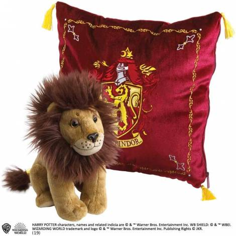 The Noble Collection Plush Gryffindor House Mascot (NN7042)