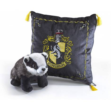 The Noble Collection Plush Hufflepuff House Mascot (NN7045)