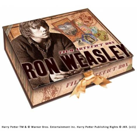 The Noble Collection Ron Artefact Box (NN7432)