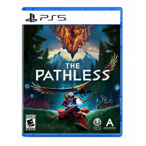 The Pathless DAY 1 (PS5)