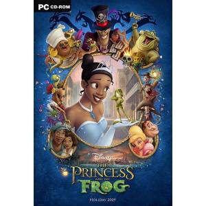 The Princess And The Frog - Eλληνικό (PC)