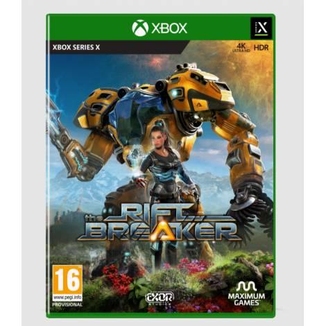 The Riftbreaker (Xbox Series X)