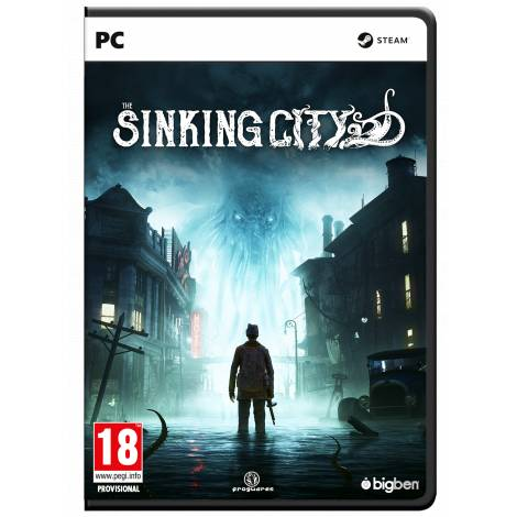 The Sinking City Day One Edition (PC) (Code Only)
