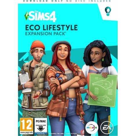 The Sims 4 Ep9 (Eco Lifestyle) (PC)