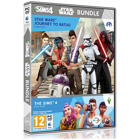 The Sims 4 & The Sims 4 Star Wars Bundle (PC)