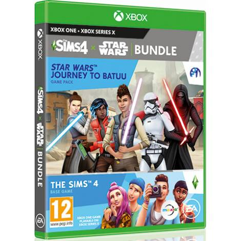 The Sims 4 & The Sims 4 Star Wars Bundle (XBOX ONE, XBOX SERIES X)
