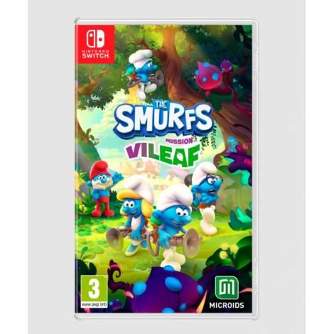 The Smurfs : Mission Vileaf (Smurftastic Edition) (Nintendo Switch)