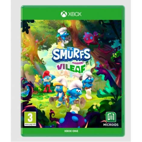 The Smurfs : Mission Vileaf (Smurftastic Edition) (Xbox One)