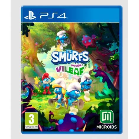 The Smurfs : Mission Vileaf (Smurftastic Edition) (PS4)