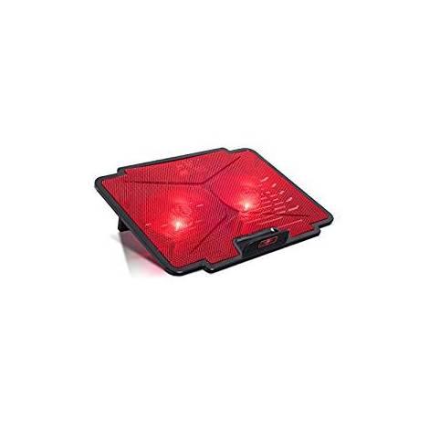 The Spirit of Gamer   Laptop Cooler 120 mm, 16 (SOG-VE100RE)