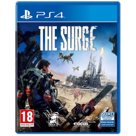 The Surge (Exclusive Content) (PS4)