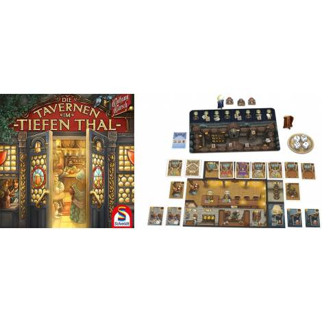 Schmidt Spiele The Tavern Of The Deep Valley (SMD88255)