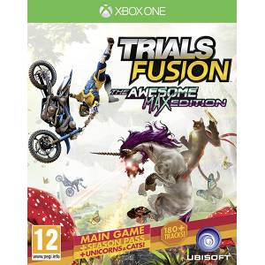 The Trials Fusion The Awesome Max Edition (XBOX ONE)