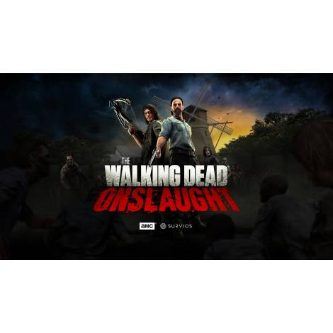 The Walking Dead Onslaught Survivor Edition (VR REQUIRED)  (PS4)