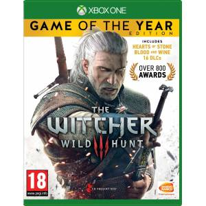 The Witcher 3 : Wild Hunt Game Of The Year Edition (XBOX ONE)