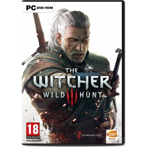 The Witcher 3: Wild Hunt (PC) (CD KEY)