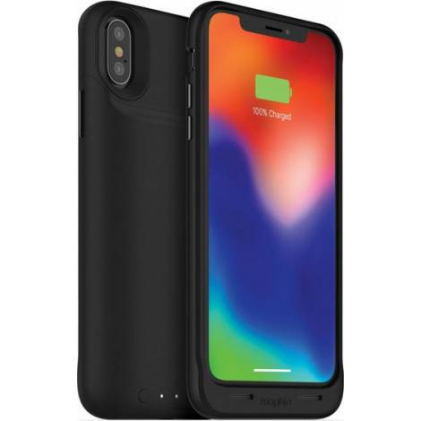 Θήκη Mophie juice pack air για APPLE iPhone X  Black(401002005)