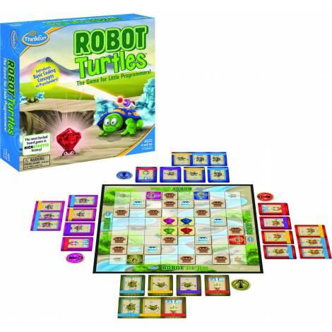 Think Fun - Logic Game : Robot Turtles (001900)