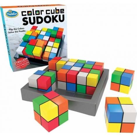 Think Fun Σπαζοκεφαλιά Color Cube Sudoku - επιτραπέζιο (1560)