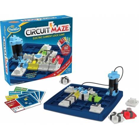 ThinkFun Παιχνίδι Λογικής Circuit Maze - Επιτραπέζιο (1008)