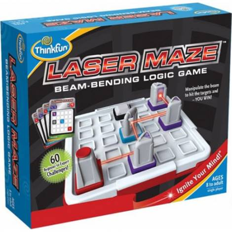 ThinkFun Παιχνίδι Λογικής Laser Maze - Επιτραπέζιο (1014-WLD)
