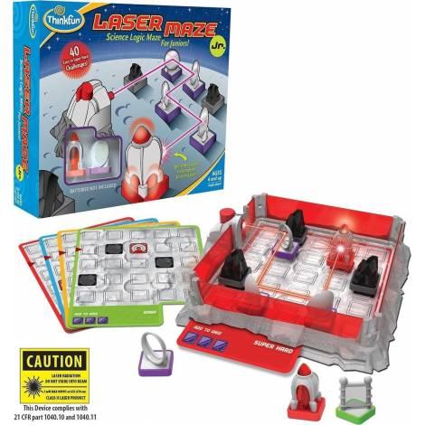ThinkFun Παιχνίδι Λογικής Laser Maze Jr. - Επιτραπέζιο (0076348)