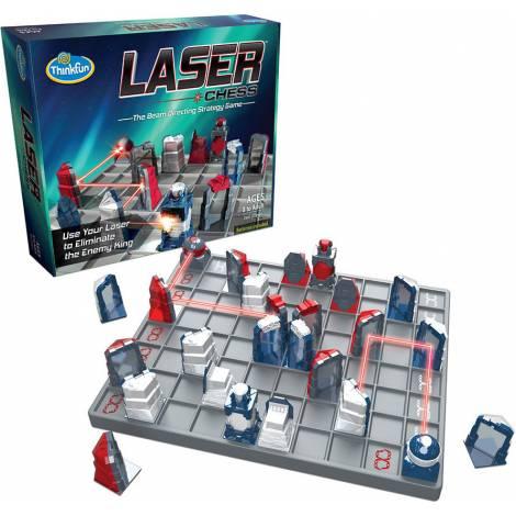 Thinkfun: Παιχνίδι στρατηγικής - Laser Chess (0076350)