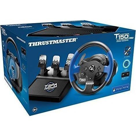 THRUSTMASTER (4160696) T150 RS PRO , RACING WHEEL ( PC/PS4/ PS3)