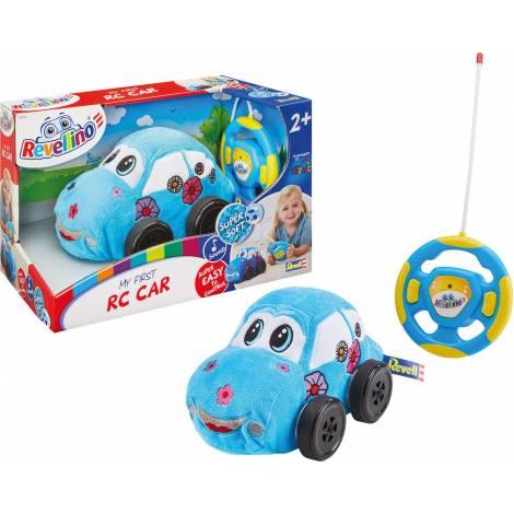 Τηλεκατευθυνόμενο Revell: My First RC Car Blue (23202)