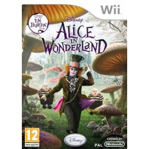 Tim Burton's Alice In Wonderland (Wii)