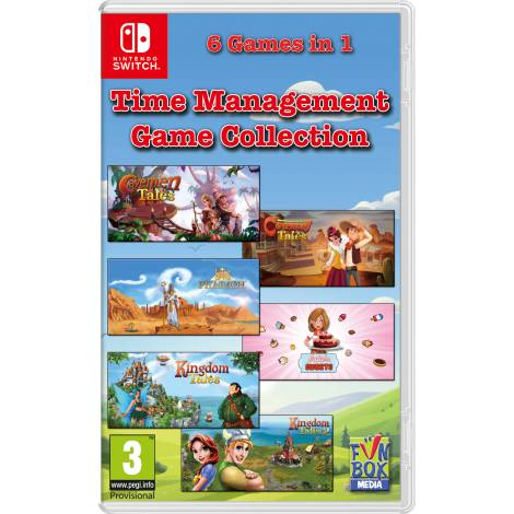 Time Management Game Collection (Nintendo Switch)