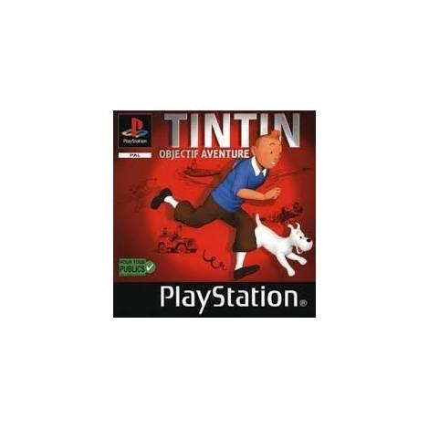 Tintin - Objectif Aventure (PLAYSTATION)