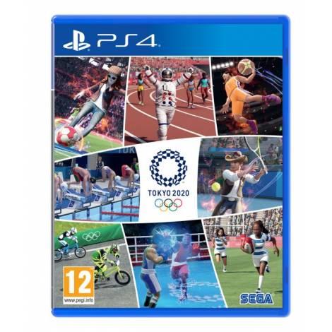 Tokyo Olympics 2021 (PS4)