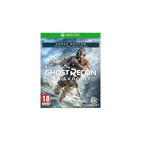 Tom Clancys Ghost Recon Breakpoint - Aurora Edition (Day One Edition)  (Xbox One)