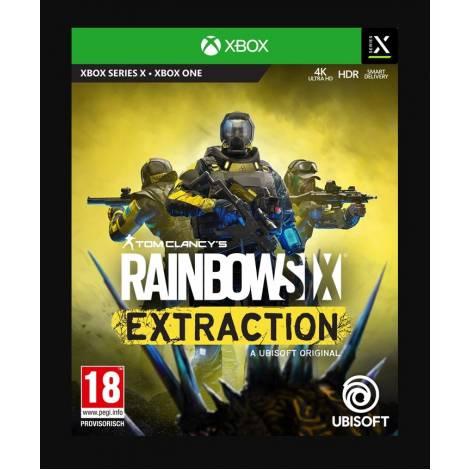 Tom Clancy's Rainbow Six Extraction (Xbox One/Xbox Series X)