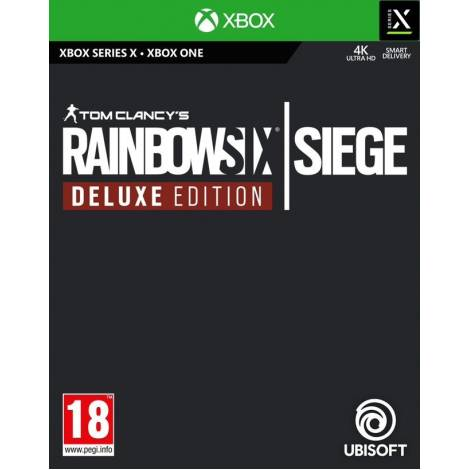 Tom Clancy's Rainbow Six Siege Deluxe Edition Year 6 (Xbox Series X)