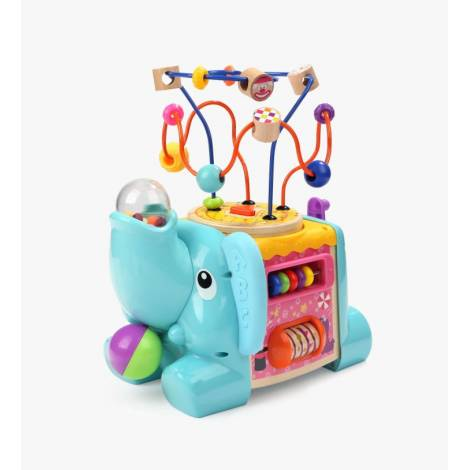 Top Bright 5 In 1 Elephant Activity Cube (460016)