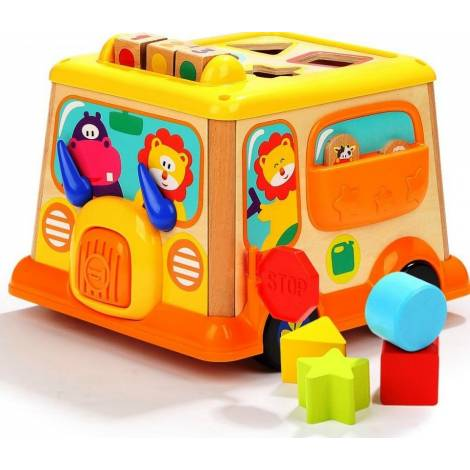 Top Bright My First School Bus (460002)