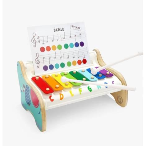 Top Bright Eight Tones Elephant Xylophone (460012)