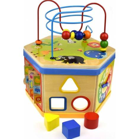 Top Bright Goge 7 in 1 Activity Cube (460003)