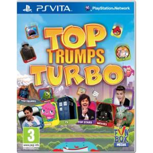 Top Trumps Turbo (PS Vita)