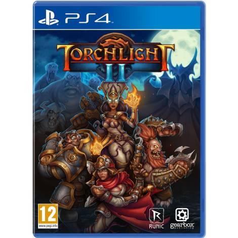 Torchlight II (Ps4)